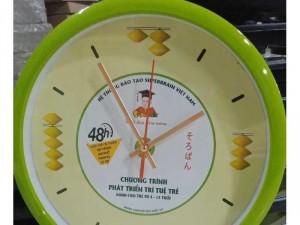 Đồng hồ quà tặng trung tâm ngoại ngữ