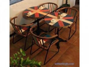 bàn ghế cafe giá theo hình đảm bảo chất lượng
