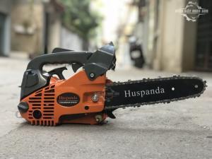 Máy cưa mini tỉa cành, cắt cành trên cao, cưa tay cụt Huspanda 2500