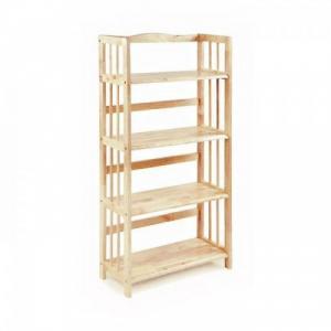 Kệ gỗ 4 tầng đa năng loại 62cm