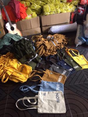 Xưởng may túi xách giá rẻ ở Bình Dương