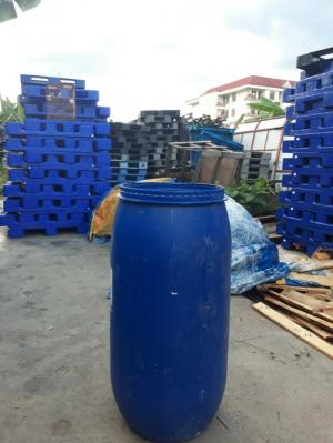 cần thu mua thùng phuy nhựa 150 lít thanh lý giá rẻ tại TP ĐÀ Nẵng