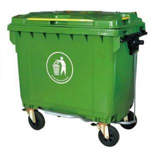 Thùng rác nhựa công cộng giá sỉ tại gốc