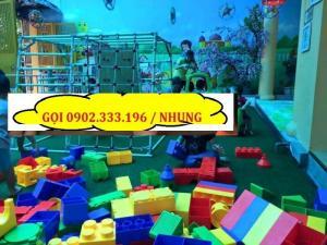 trò chơi lắp ghép lego khối lớn