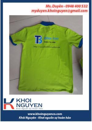 Chuyên may áo thun, áo lớp, áo nhóm, áo công nhân, áo công ty