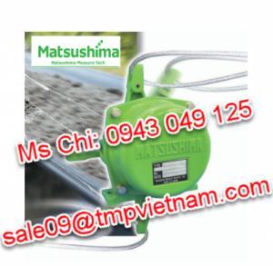 Thiết bị kiểm soát tốc độ băng tải ESPB-030, ESPB-041, ASTC-041, TL-N20ME1 Matsushima, Đại lý Matsushima tại Việt Nam