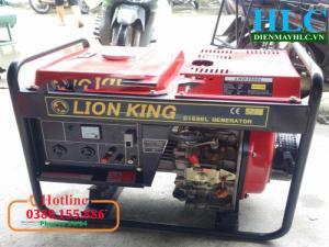 Máy phát điện chạy dầu LION KING LKD3500L giá rẻ