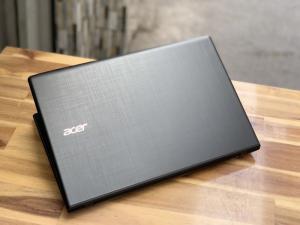 Laptop Acer E5-575-37QS, i3 7100U 4G SSD128 Full HD Đẹp Keng zin 100mm
