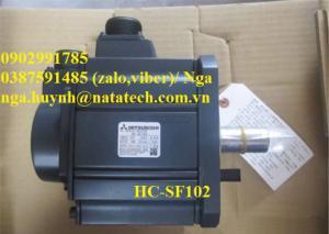 Mitsubishi Servo Motor HC-SF102  - Natatech