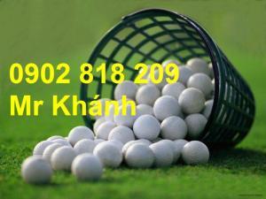 Bóng golf tập