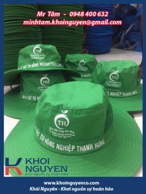 Cơ sở may mũ nón quảng cáo, nón tai bèo, nón két