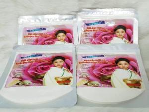 Mặt Nạ Collagen Tươi Hoa Hồng Kim Thảo