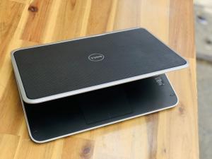 Laptop Dell XPS 12 9Q33, I7 4500U 8G SSD256 Full HD Cảm ứng Xoay 360 độ Đẹp keng zin 100mm