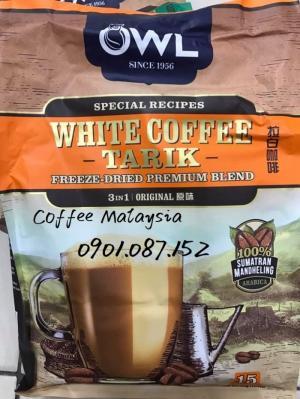 Cà Phê Trắng - OWL White Coffee Original Truyền Thống