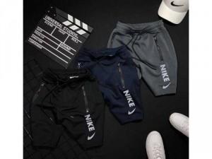 Quần short nam Nike cao cấp dây kéo 2 bên