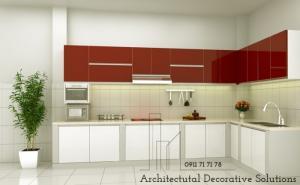 Miễn phí thiết kế 3D khi thi công tủ bếp gỗ tại Nội Thất Decoviet (Nhà Decor)