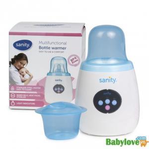 Máy hâm sữa đa chức năng Sanity S6304