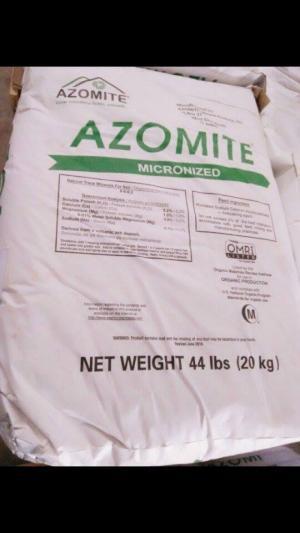 Khoáng tổng hợp Azomite nguyên liệu
