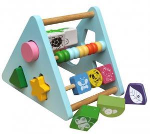 Trò chơi đa năng bằng gỗ cho bé