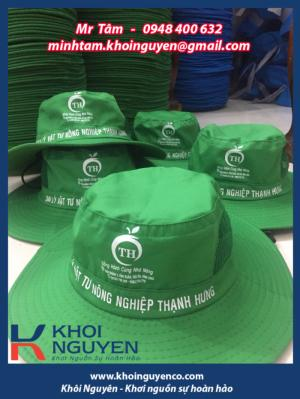 Công ty may Nón Tai Bèo - Mũ Lưỡi Trai - Quảng Cáo