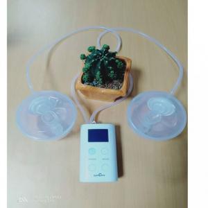 Combo máy hút sữa Spectra 9plus & handsfree cup