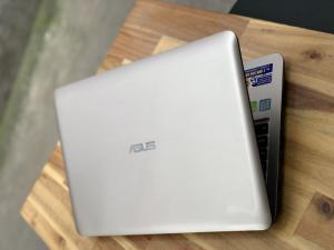 Laptop Asus A556UR, I5 6200U 4G 500G Vga GT930MX Đẹp zinm
