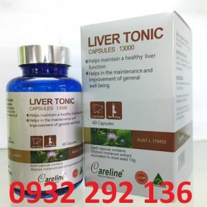 Viên Bổ gan Liver Tonic thanh nhiệt, mát gan, giải độc gan