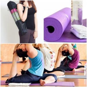 Thảm Tập Yoga Nhiều Màu Kèm Túi