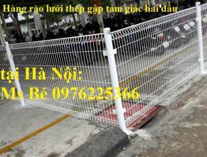 Hàng rào lưới thép mạ kẽm, sơn tĩnh điện...