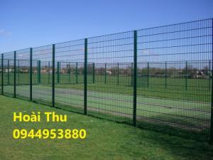 Hàng rào mạ kẽm, hàng rào sơn tĩnh điện, hàng rào bọc nhựa