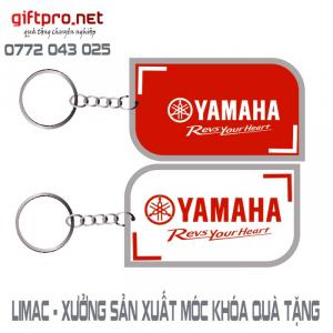 xưởng sản xuất móc khóa yamaha