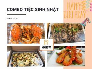 Tiệc sinh nhật tại nhà - MKN01
