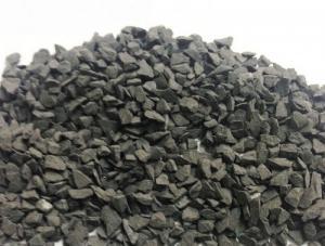 Đá hạt trắng đá hạt đen sản xuất gạch terrazzo
