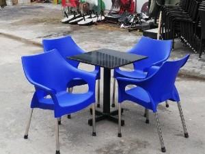Ghế cafe, bộ bàn ghế cafe giá rẻ