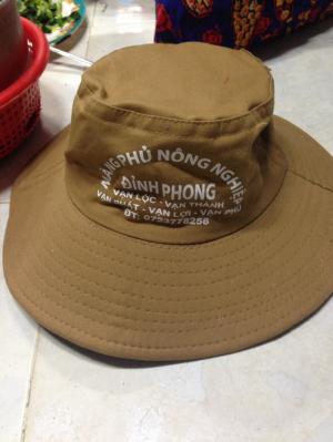 Cơ sở nhận may nón tai bèo, nón lưỡi trai giá rẻ chất lượng