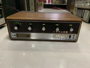 Ampli HEATHKIT AA-15 USA