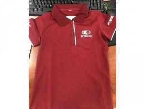 Xưởng may áo thun đồng phục Kymco