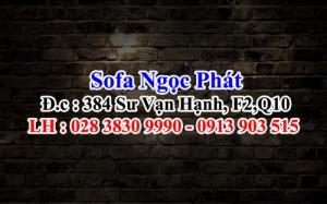 Đóng mới và sửa chửa ghế sofa, ghế cafe, ghế văn phòng, ghế nail, đầu giường, ghế massage _ Ngọc Phát