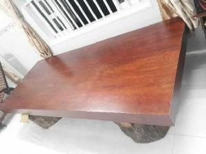 Bán 2 miếng gỗ bằng lăng cườm