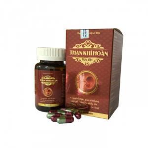 Thận Khí Hoàn Hữu Việt- Viên uống bổ thận, cải thiện triệu chứng đau lưng, mỏi gối, tiểu tiện nhiều lần