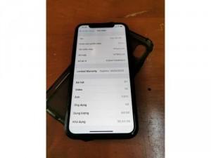 Iphone Xr 64gb đen lock đẹp 98% nguyên zin Bh lâu