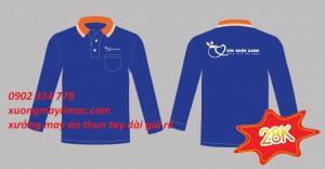 Áo thun công ty phân bón giá rẽ - áo thun quà tặng 28k