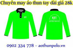 May áo thun nông dân giá từ 28k - xưởng may áo thun quảng cáo