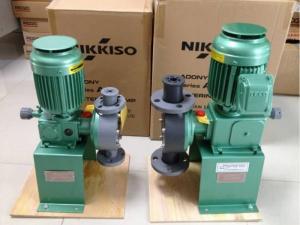 Bơm định lượng Nikkiso AHA dùng trong công nghiệp