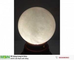 Trái bi cầu thạch anh trắng ( sỉ & lẻ ib )