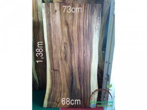 gỗ nguyên tấm dài 1,38 m