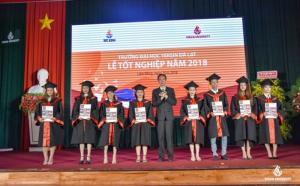 Xưởng may lễ phục tốt nghiệp đại học yersin đà lạt