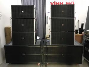 Dàn âm thanh Line Array 40 đơn, đồng bộ từ NEO chính hãng ENOS, Bao Hay
