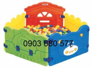 Chuyên cung cấp nhà banh miếng cho trường mầm non, khu vui chơi, công viên