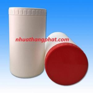 Hủ nhựa đựng hoá chất 1L